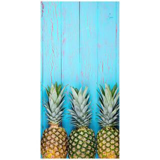 Prosop de plajă ANANAS BLUE 70 x 140 cm