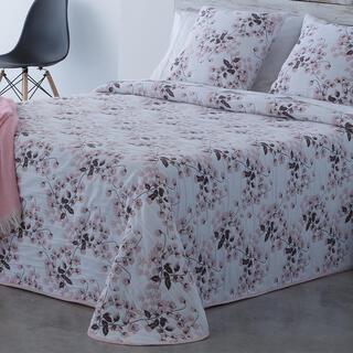 Cuvertură de pat CARLOTA, roz, pat simplu
