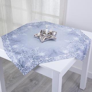 Faţă de masă cu stele, 85 x 85 cm