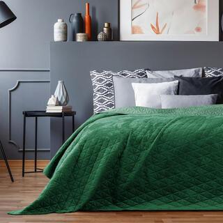 Cuvertură de pat LAILA verde