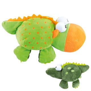 Jucărie de pluş DRAGON / CROCODIL