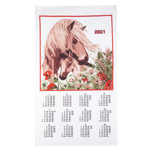 Calendar textil Cal