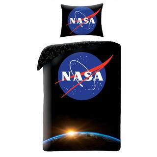 Lenjerie de pat din bumbac NASA