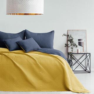 Cuvertură de pat SOFTA, culoarea mierii