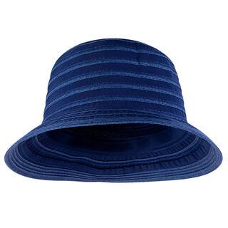 Pălărie de vară albastră, de damă