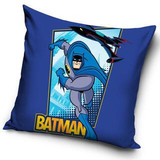 Faţă pernuţă BATMAN Batmobil, 40 x 40 cm