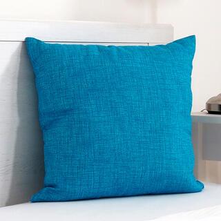 Pernuţă decorativă BESSY 45 x 45 cm albastru azur