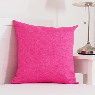 Pernuţă decorativă BESSY 45 x 45 cm roz
