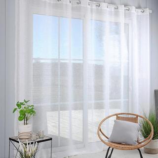 Perdea din voal pentru ferestre mari CELIAN XXL 300 x 260 cm
