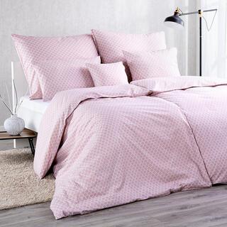 Lenjerie de combinat din bumbac, SOLZI, roz