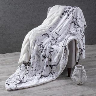 Pătură blăniţă din microfibră MRAMOR 140 x 200 cm