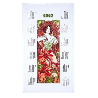 Prosop bucătărie - calendar DOAMNĂ 2022