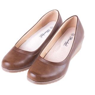 Pantofi comozi de damă - maro