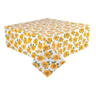 Faţă de masă din muşama lavabilă Floarea soarelui