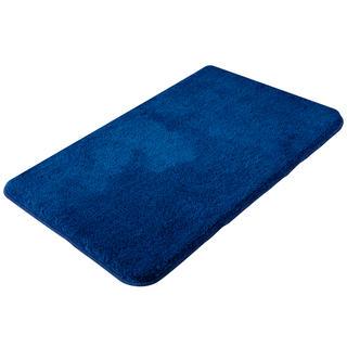 Covor de baie EXCLUSIVE suvite albastru, 60 x 100 cm