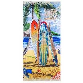Prosop de plajă SURF 70 x 140 cm