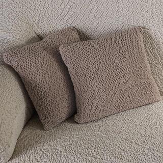 Huse bielastice BUKLÉ alunei feţe de pernă 2 buc (40 x 40 cm)