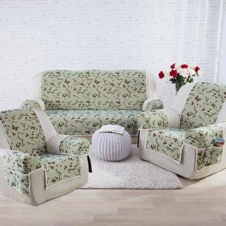 Cuverturi pentru fotolii/canapele cu mânere FLUTURE