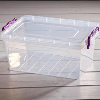 Cutie depozitare din plastic 6 l