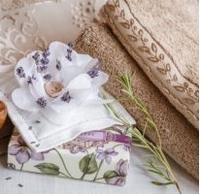 Pernuţe cu lavandă pentru haine